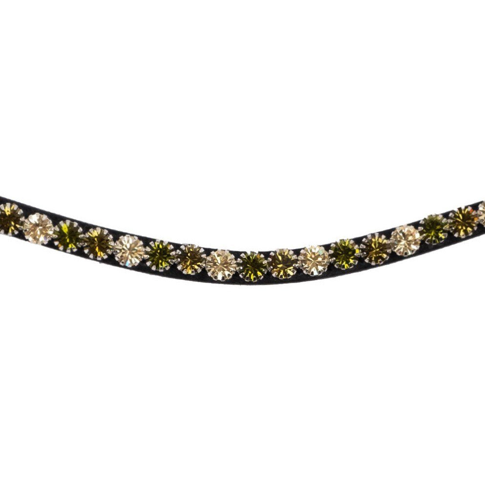 Montar Browband Mighty Mix Khaki SALE