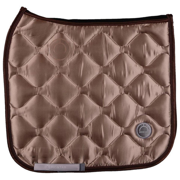 Latte Dressage Deluxe Saddle Pad