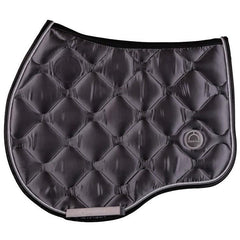 Grey Jump Deluxe Saddle Pad
