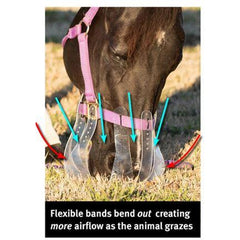 ThinLine Flexible Filly Slow Feed Grazing Muzzle