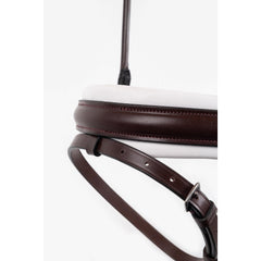 Montar Contour Noseband With White Padding