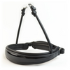 Bridle2Fit Noseband S3 Black Patent