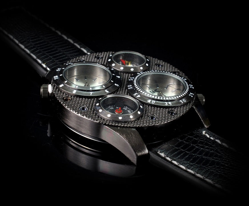 Hybrid style watches for men