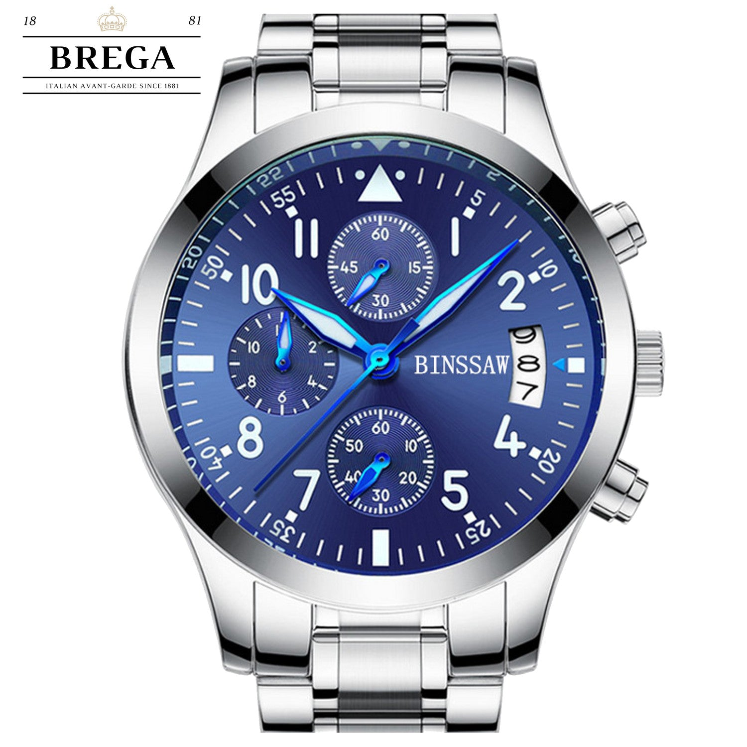 <span>Brega</span><br>Watches
