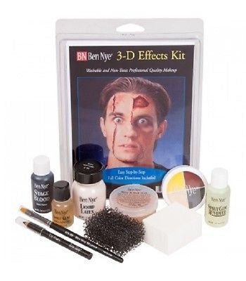 Ben Nye 3 D Special Effects Kit