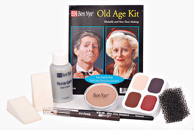 Ben Nye Old Age Kit