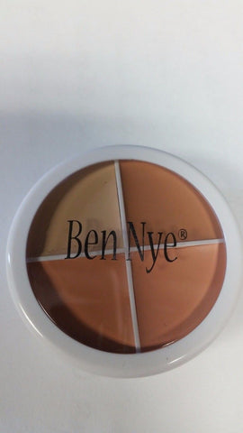 Ben Nye Media Pro Concealer Wheel Nk 1