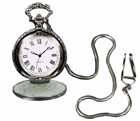 Pocket Watch Costume Accessory