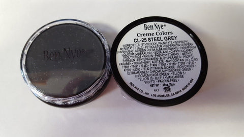 Ben Nye Creme Liner CL-25 Steel Grey