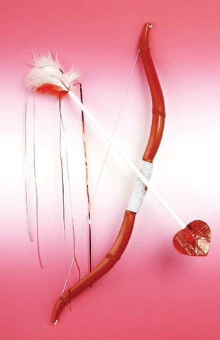 CUPID BOW AND ARROW VALENTINE