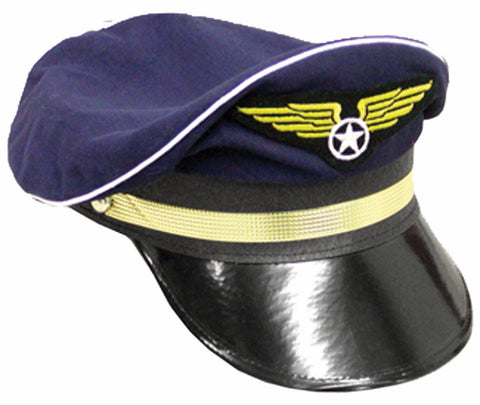 Pilot Hat Cloth