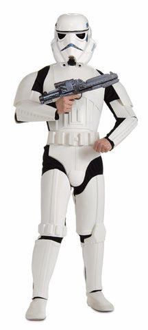 Storm Trooper Adult Costume Deluxe Standard