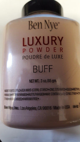 Ben Nye Buff Luxury Powder 3 oz.