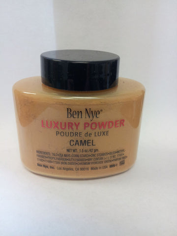 Ben Nye Camel Luxury Powder 1.5 oz
