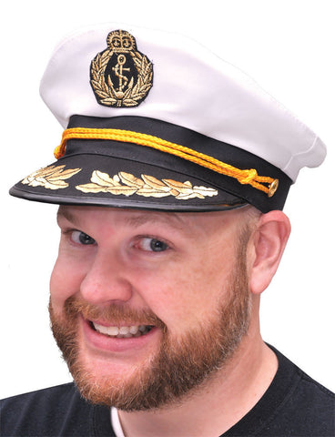 Yacht Cap Captains Hat