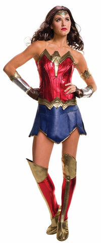 DOJ WONDER WOMAN Adult Halloween Costume