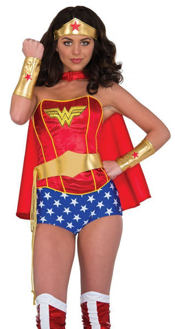 Wonder Woman Kit Adult