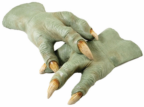 Yoda Latex Hands