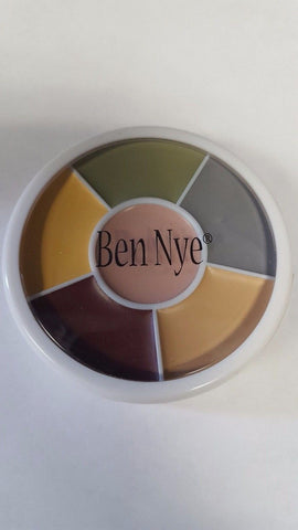 Ben Nye Death  Wheel