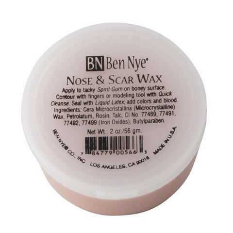 Ben Nye Nose And Scar Wax 2 oz