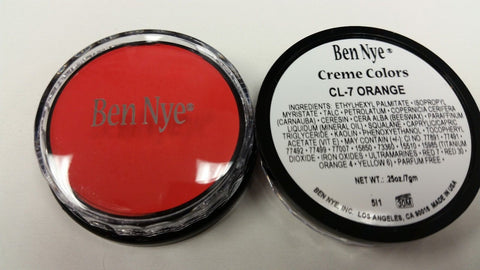 Ben Nye Creme Liner CL-7 Orange