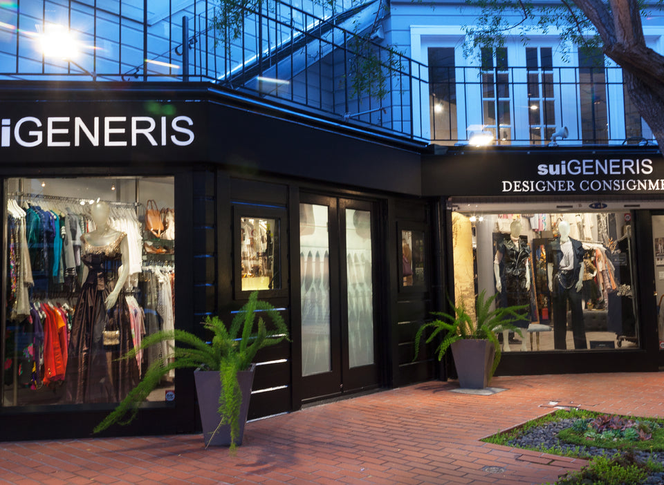 Sui Generis Designer Consignment - Men's & Women's - San