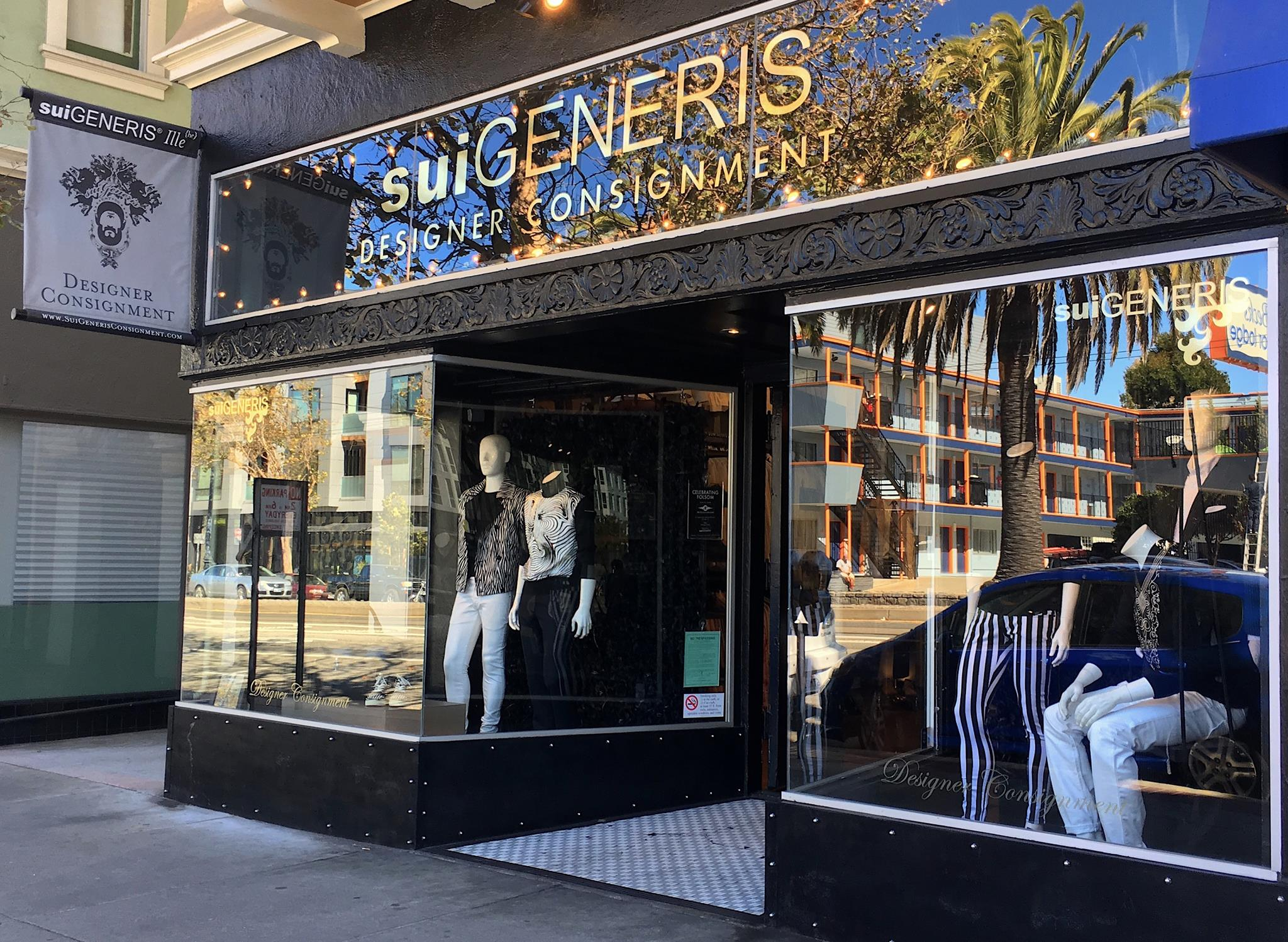 Sui Generis Designer Consignment Men S Women S San Francisco