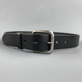 UNIONMADE x CIRCA Size 32 Black Leather Belt
