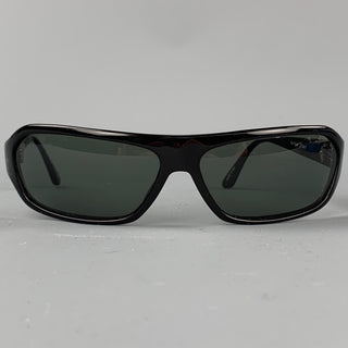 BLINDE by Richard Walker The Flirtist Black Acetate Sunglasses