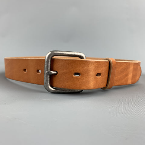 UNIONMADE x CIRCA Size 32 Tan Leather Belt