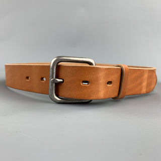 UNIONMADE x CIRCA Size 30 Tan Leather Belt