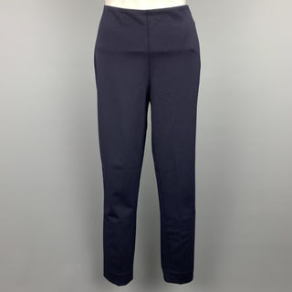 RALPH LAUREN Black Label Size 2 Navy Wool Blend Dress Pants