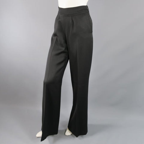 Size 2 black dress pants gray