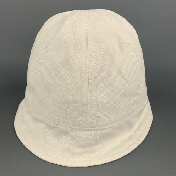 RALPH LAUREN Cream Patricia Underwood 20's Cap