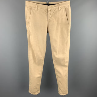 BAND OF OUTSIDERS Size 30 Khaki Cotton Button Fly Casual Pants