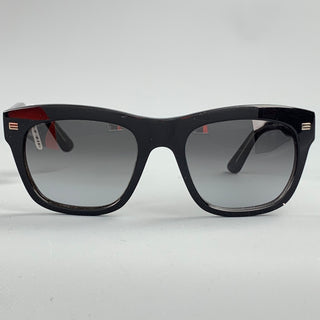 ETRO Black Acetate Sunglasses