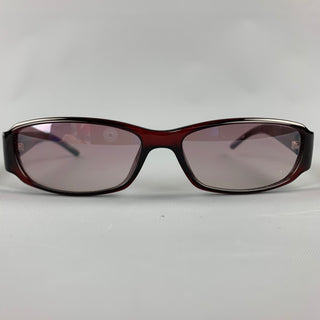 GUCCI GG 2499/S Burgundy Acetate Sunglasses