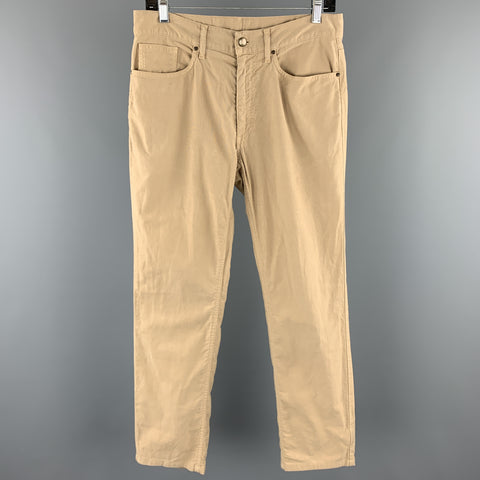 RALPH LAUREN Size 29 Beige Cotton Casual Pants