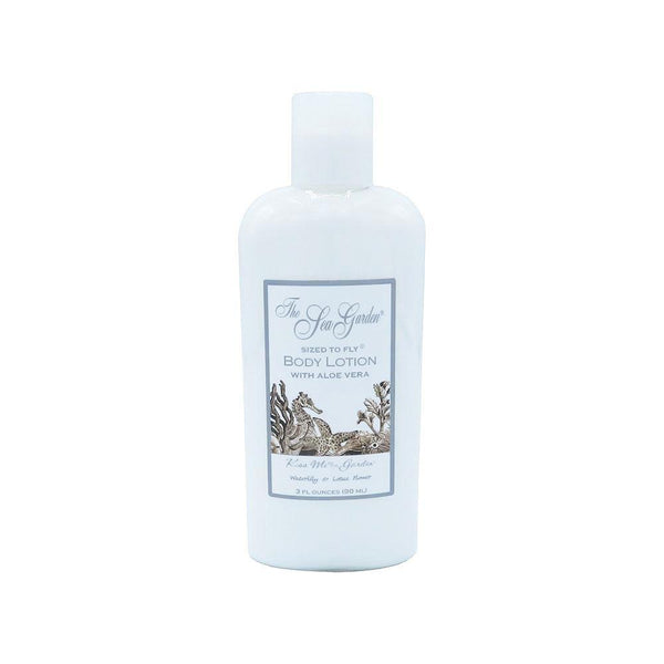 Sea Garden Body Lotions at FantaSea Coastal Home beach house decor