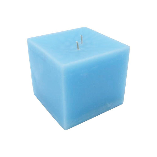 Sea Salt Air square soy candles at FantaSea Coastal Home beach house decor