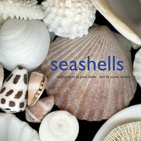 Seashells book by by Josie Iselin at FantaSea Coastal Home beach house decor