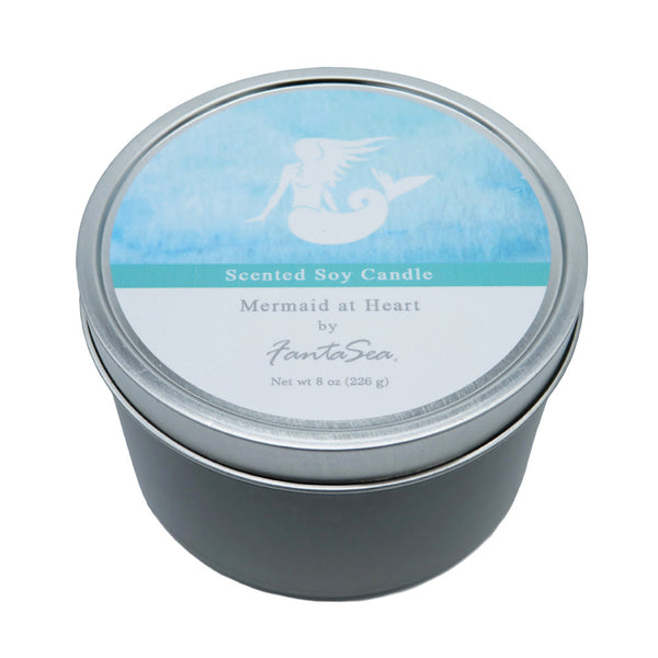 Mermaid at Heart | Soy Candle Mini