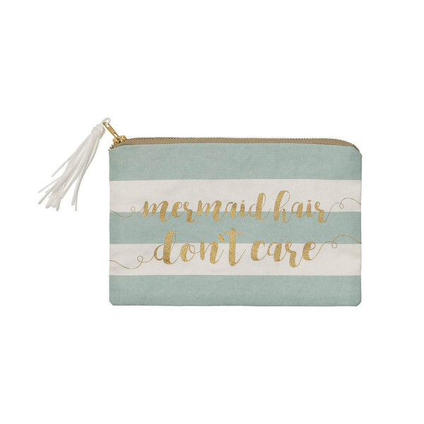Zipper Pouch | Mermaid Hair
