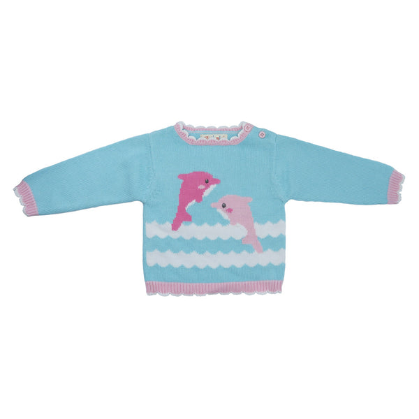 Kids Sweater | Dolphin