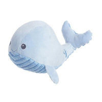 Spouts the Whale Plush Toy - Blue