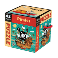 Pirates Puzzles Childrens Toys at FantaSea Coastal Home beach house decor
