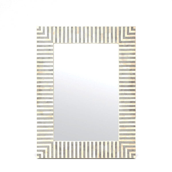 Made Goods Best Striped Mirrors at FantaSea Coastal Home beach house decor