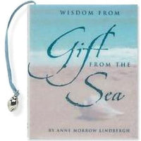Gift From the Sea Books at FantaSea Coastal Home beach house decor