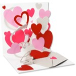 Pop-Up Card - Love Letters