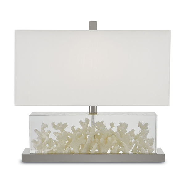 Raine Table Lamp coral
